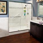 The Bath Builders - NE Ohio and Pennsylvania Tub To Shower Conversion (2)