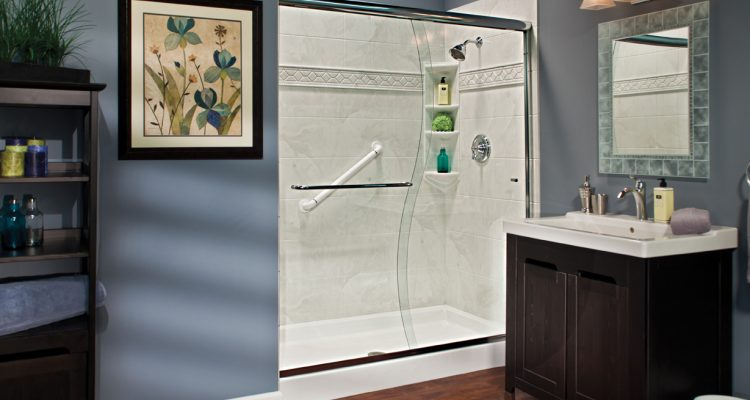 The Bath Builders - NE Ohio and Pennsylvania Tub To Shower Conversion (1)