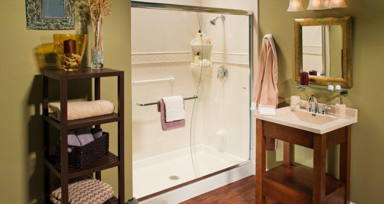 The Bath Builders - NE Ohio and Pennsylvania Tub To Shower Conversion (3)